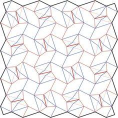 Tetrahedral Truss, opus 682 - Robert J. Geometric Origami, Origami Cat, Origami And Kirigami, Origami Paper Art, Origami Design, Paper Crafts, Origami Christmas Tree Card, Tessellation Patterns, Origami Architecture