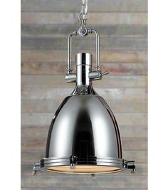 Clement Industrial Pendant Light
