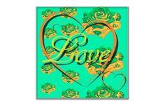 Azulejo de cerámica de la pared MWL Design NL  de MWL Design NL Diseño de Living y accesorios  por DaWanda.com