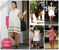 Steal Her Style: Kourtney Kardashian Maternity