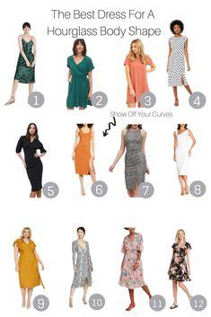 Fashion: The Fashionista Momma Hourglass Figure Outfits, Hourglass Dress, Hourglass Fashion, Hourglass Clothes, Dress For Body Shape, Dress Body Type, Fashion Terms, Types Of Fashion Styles, Style Fashion