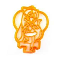 Sailor Moon Cookies! Celebrate your love for classic shoujo magical girl anime with cookies of Sailor Neptune! There are lots of other Sailor Moon cookie cutters in the store. Checkout the Sailor Moon