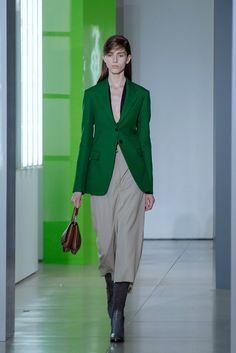 Jil Sander AW15, Dazed runway, Womenswear, Milan