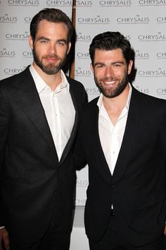 Pine, Farrell and Greenfield at Chrysalis Butterfly Ball | Tom & Lorenzo