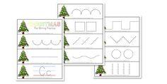 Free Homeschool Printables: Christmas