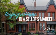 If you're planning on buying a home in Toronto soon, it's not going to be easy. That's not meant to discourage you; it's meant to let you know that you should prepare yourself for some obstacles along the way. Here's how: http://www.melissaemond.com/buying-home-sellers-market/
