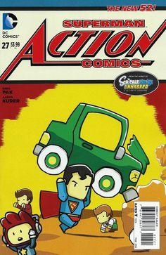Cover for Action Comics March 2014 Action Comics 1, Dc Comics, Superman 1, Comic Art Community, Comic Covers, Comic Books Art, Dc Universe, Cartoon Art, Marvel Dc