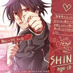 Shin Amnesia