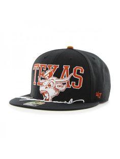 5f7af515b7c99 47 Brand Texas Longhorns Big Spread Prospect - Ball Cap