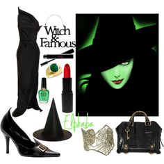 """Elphaba"" by di-lestrade on Polyvore"
