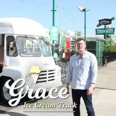 Help bring back your childhood memories of hearing an ice cream truck in your street in Melbourne. I'm crowdfunding a vintage ice cream van on ~ Scott Vintage Ice Cream, Ice Cream Van, Childhood Memories, Melbourne, Trucks, Street, Truck, Walkway