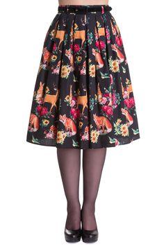 Hermeline Skirt