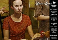 Andrea Kowch. So Amazing I Can't Handle It.