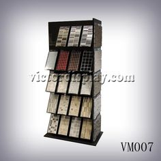 Mosaic Tile Display Stand,mosaic tile displays,tile display rack,tile displays can be the perfect addition to your showroom Wood Display, Display Boxes, Display Case, Stone Mosaic Tile, Mosaic Tiles, Sample Boards, Buy Tile, Tile Showroom, Xiamen