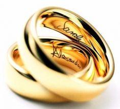 Frases para alianças de casamento