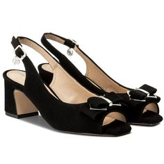 Sandale SOLO FEMME - 52212-11-020/000-07-00 Negru