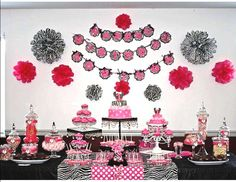Minnie Mouse Birthday Party Ideas   Photo 1 of 45   Catch My Party