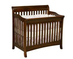Berkley 4 in 1 Handcrafted Convertible Crib