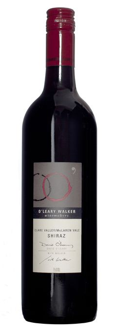 2010O'Leary Walker Clare Valley McLaren Vale ShirazThere's nothing between this and Claire (above) in O'Leary Walker's portfolio, making this a perennial bargain. In a vintage as flattering as 2010 it showcases the glossy dark berries of Clare, revved up with McLaren grunt.92$20Tyson Stelzer (WINE100 March 2012)