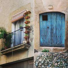 #callejeando por #porrera #poblescatalans #descobreixcatalunya  #portesifinestres #doorsandwindows #racons #igersreus #priorat #portaseportoes