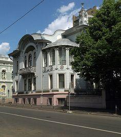 Шехтель, Кекушев. Обзорно — Metla
