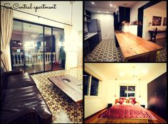 Hurry and book my spacious and luxurious apartment in Shanghai!