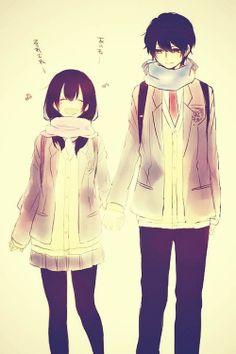 Anime Couple