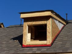 PICTURES OF FAUX DORMERS | really fake dormer | Flickr - Photo Sharing!