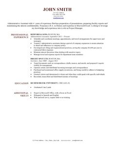 Copy And Paste Resume Template - http://www.valery-novoselsky.org ...