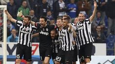 Juventus extend their reign in Italy