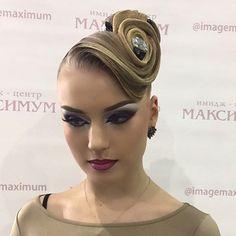 Latin Hairstyles, Sleek Hairstyles, Wedding Hairstyles, Dance Competition Hair, Ballroom Dance Hair, Classy Updo, Sleek Updo, Dance Makeup, Big Hair