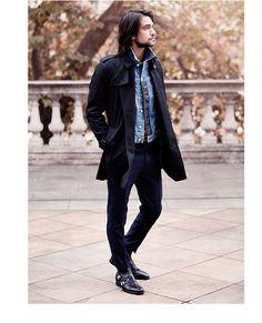 Spotlight On: Luke Pasqualino this week in #TheStyleReport at MATCHESFASHION.COM #MATCHESFASHION #MATCHESMAN