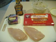 Low Carb Eating: Low Carb Monterey Chicken Recipe