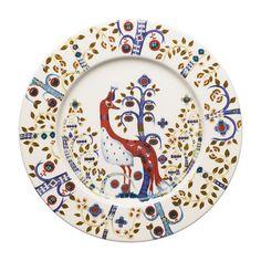 iittala Taika Plate in White