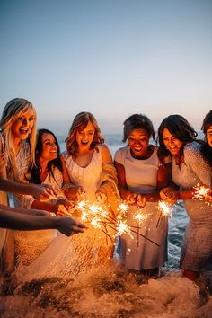Picture perfect wedding sparklers since Sparklers Online is featured in Oprah Magazine & InStyle Weddings. Shop The Original Sparkler Company! Plan My Wedding, The Wedding Date, Wedding Ideas, Beach Pictures, Wedding Pictures, Beach Pics, Cute Bridesmaids Gifts, Wedding Gifts For Groom, Wedding Sparklers