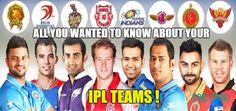 Vivo IPL 2016: All Teams- Squads and Predicted XI