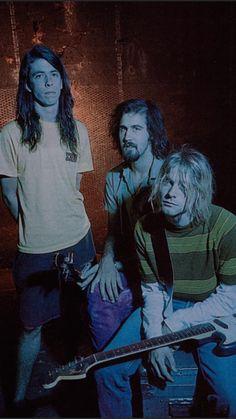 Kurt Cobain Photos, Nirvana Kurt Cobain, Nirvana Art, Arctic Monkeys, Donald Cobain, Band Wallpapers, Dave Grohl, Foo Fighters, Band Posters