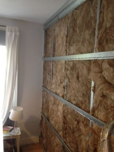 Soundproofing an Edwardian bedroom