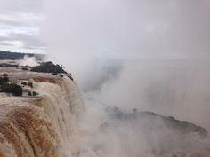 Cataratas do Iguaçu, Foz do Iguaçu-PR, Brasil