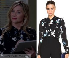 Greys Anatomy Fashion July 2017