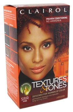 Clairol Textures and Tone Kit Fire ** You can get more details by clicking on the image. Hair Color Brands, Natural Protein, Textures And Tones, Shades Of Blonde, Deep Conditioning, Permanent Hair Color, Moisturize Hair, Hair Care Tips, Hair Health