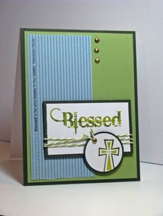 Teen-Style Confirmation by atsamom - Cards and Paper Crafts at Splitcoaststampers