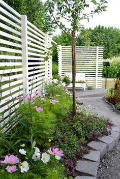 Modern Trellis Design for Beautiful Garden_30
