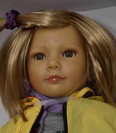 Kloubová panenka - holčička Jennet značky Kidz-n-Cats