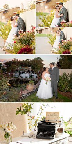 New mexico wedding photography, albuquerque wedding photography, tea party wedding, rustic wedding ideas, vintage wedding, shabby chic wedding, typewriter wedding