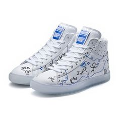 61e40696116 Image 1 of PUMA x SHANTELL MARTIN Clyde Mid Sneakers