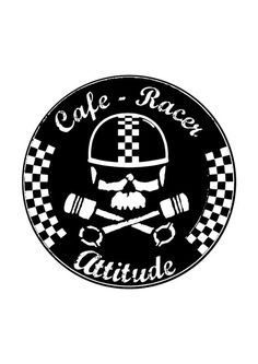 CRA Logo 1 | Cafe Racer Attitude | Pinterest | Cafe Racers and Logos