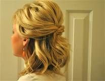 half up half down hairstyles - Yahoo Canada Image Search Results