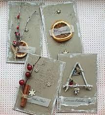 Картинки по запросу необычные новогодние открытки своими руками