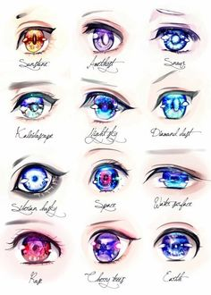 Beautiful Anime Eye Drawing - Pretty Eyes I Don T Own This Picture Credit To The Respective Varios Modelos De Olhos Obras De Arte These Are Beautiful Eye Art Eyes Artwork Eye Drawi. Art Manga, Art Anime, Anime Kunst, Manga Drawing, Drawing Art, Ball Drawing, Drawing Anime Bodies, Manga Anime, Drawing Techniques